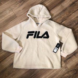 Fila Sherpa Sweater